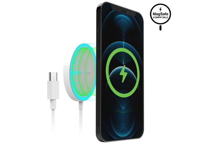 Magnetic Wireless Fast Charger for iPhone 12 Series
